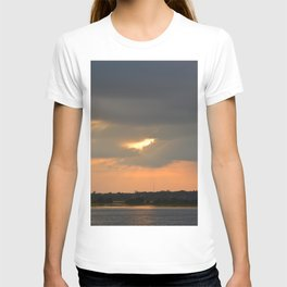 across the sound from Topsail T-shirt