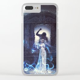 Soul Keeper Clear iPhone Case