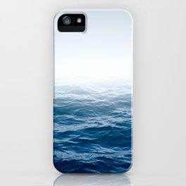 Cranky Ocean iPhone Case