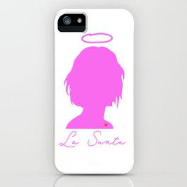 La Santa iPhone Case