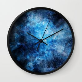 BlueCrush Wall Clock