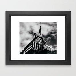 As It Was Framed Art Print