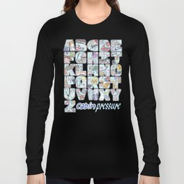 Cabin Pressure - From A to Z Long Sleeve T-shirt