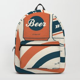 The Beer Brewing Company - Red Backpack