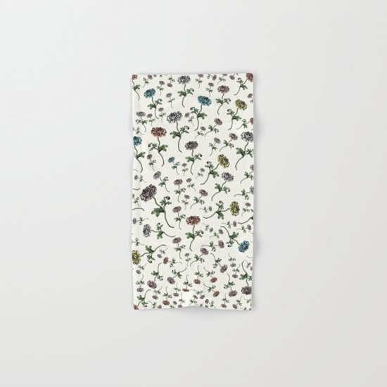 Paris Summer | The Flower Girl Hand & Bath Towel