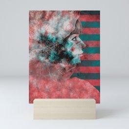 Wonder Into The Future Mini Art Print
