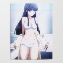 Hentai Anime Ecchi Girl Poster