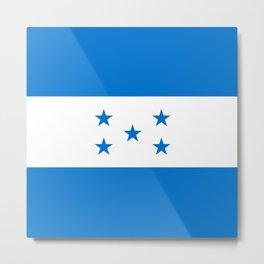 Flag: Honduras Metal Print