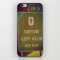 Sleepy Hollow iPhone & iPod Skin