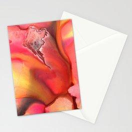 Emerging Poppy Stationery Cards