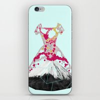 blossom iPhone & iPod Skins featuring BLOSSOM by Ceren Kilic