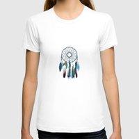 dreamcatcher T-shirts featuring Dreamcatcher by valzart