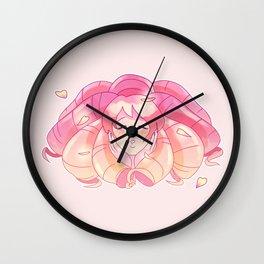 mrs. universe Wall Clock