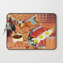 The Most Important Meal Laptop Sleeve