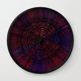 New Beginning Wall Clock