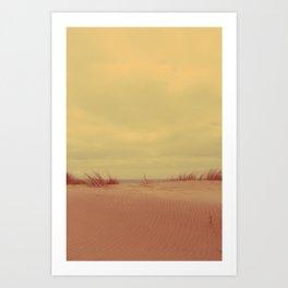 The Dune Art Print