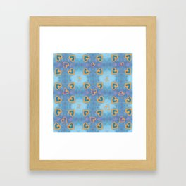Love as Framed Art Print
