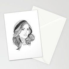 Inked 2 Stationery Cards