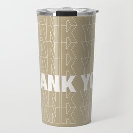 THANK YOU Travel Mug