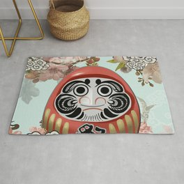 Japanese Traditional Doll Rug