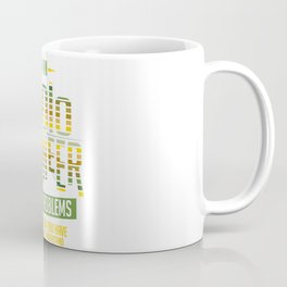 Audio Engineer Gift Sound Engineer Shirt Coffee Mug
