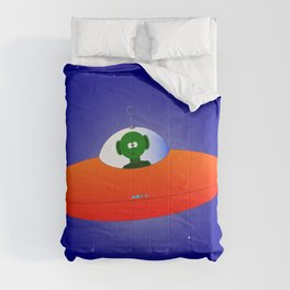 Flying Saucer Comforters