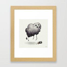 Oh Glob Framed Art Print