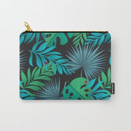 Tropical Camouflage Carry-All Pouch