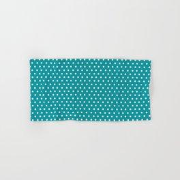 Dots & Teal Hand & Bath Towel