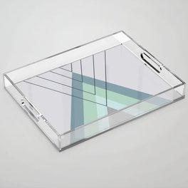 Iglu Mint Acrylic Tray