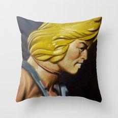 HE-MAN Throw Pillow
