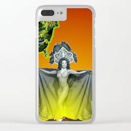 Skrub Clear iPhone Case