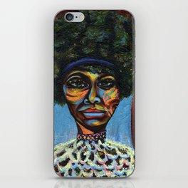 """Eunice """"Nina Simone"""" Waymon iPhone Skin"""