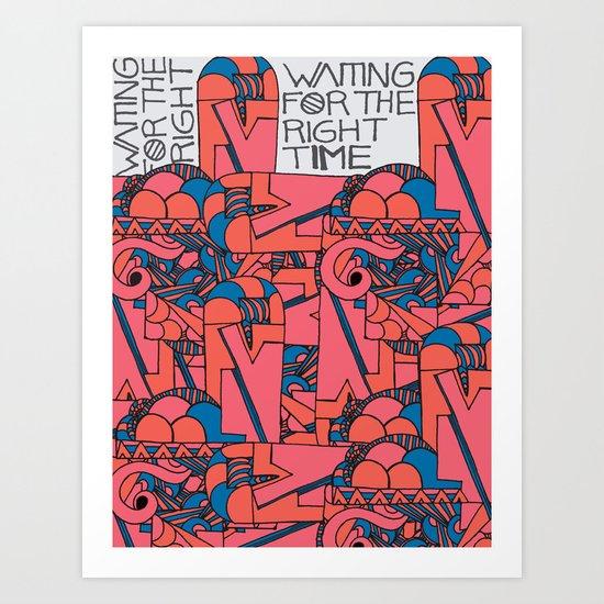 M83 Art Print