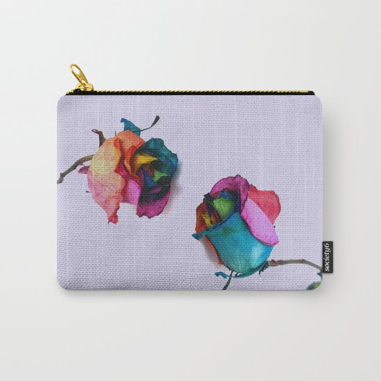 Something lasts Carry-All Pouch