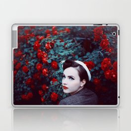 A rose in the roses Laptop & iPad Skin