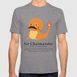 Sir Chamander T-shirt