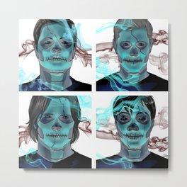 Halloween 2 Metal Print