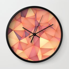 Meduzzle: Blond Wall Clock