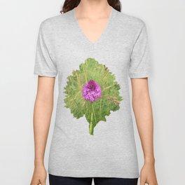 petite fleur Unisex V-Neck