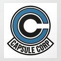 Capsule Corp. by anarya