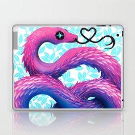 Cotton Candy Snake Laptop & iPad Skin