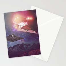 Star destroyers Stationery Cards