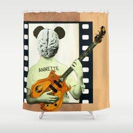Annette Shower Curtain
