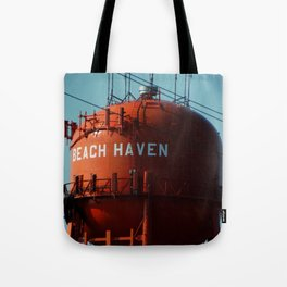 Beach Haven Tote Bag