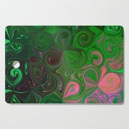 Forest Green Cutting Board