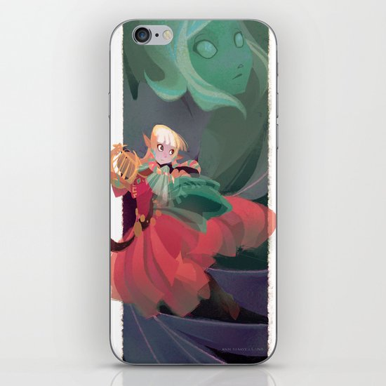 Spirit of the Goddess iPhone & iPod Skin