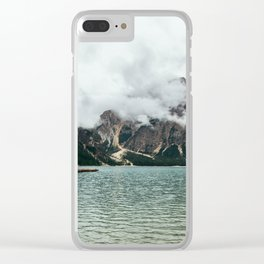 Dynamite Dolomite Clear iPhone Case