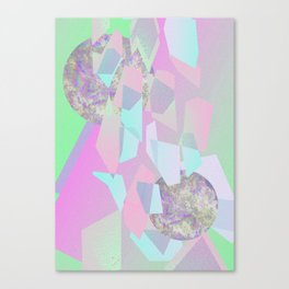 Geometric Mechanism [Part:2] Canvas Print