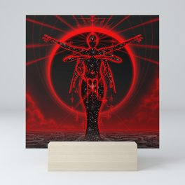 Scorpiescence Mini Art Print